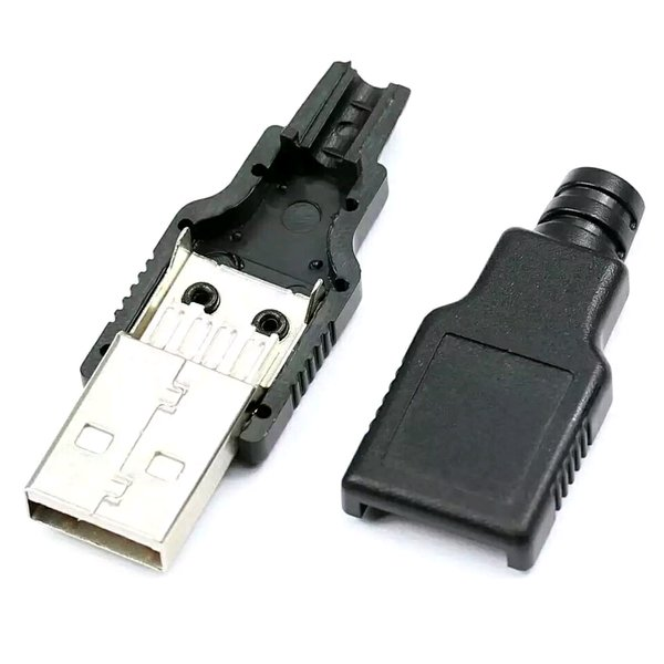 Usb Connector Male