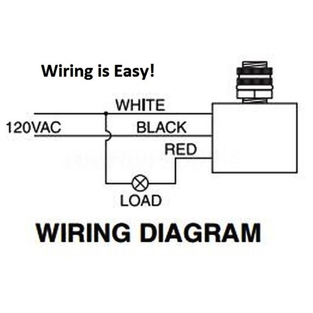 [DIAGRAM in Pictures Database] Lighting Photocell Wiring