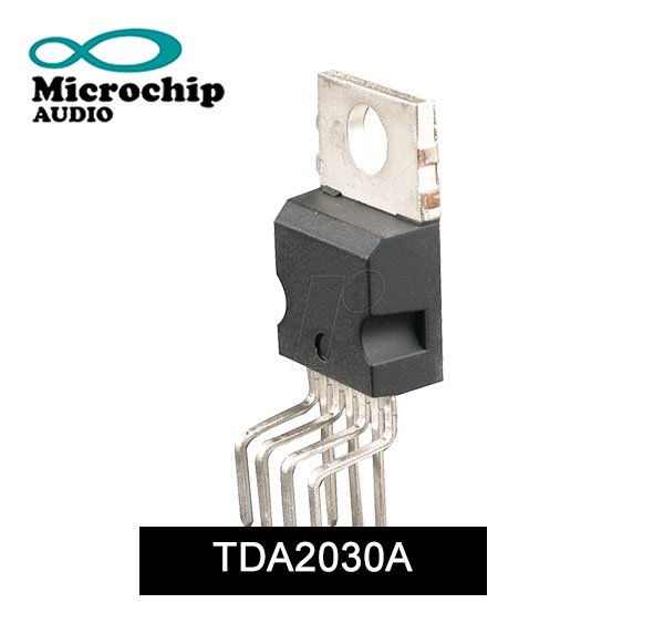 The Tda 2050 Is A Monolithic Integrated Circuit In Pentawatt Package