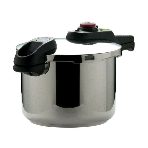 Panci Presto Fancook Stainless Steel & Steamer 5Litter PC5001SS