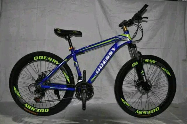 Jual Sepeda Gunung Odessy ATSX500 Mountain Bike ATSX 500 ...