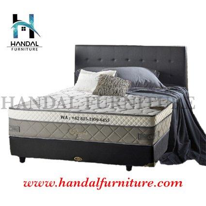 Elite Set Kasur Spring Bed Elegant 160 x 200