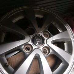 Velg Oem Grand New Veloz Corolla Altis Vs Honda Civic Jual Avanza Di Lapak Mr O Aleshaputri