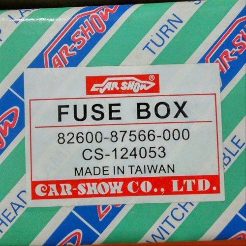 small resolution of fuse box daihatsu espass s91 fuse