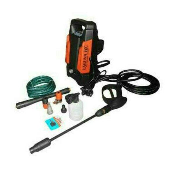 Jet cleaner Lakoni laguna watt kecil 550w high pressure 100bar mesin cuci mobil keliling