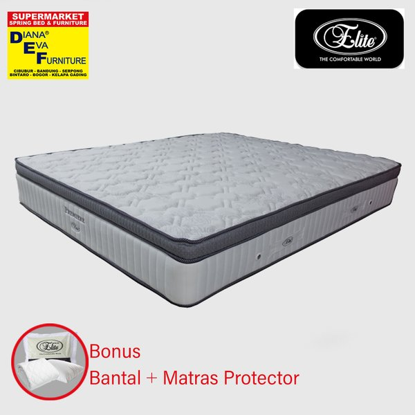 New Trending Kasur Spring Bed Elite Premiere 160x200
