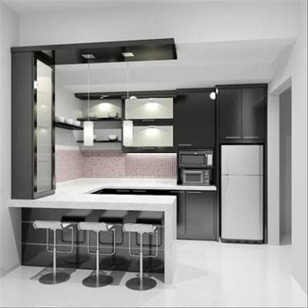 9+ Kitchen Set Mini Bar