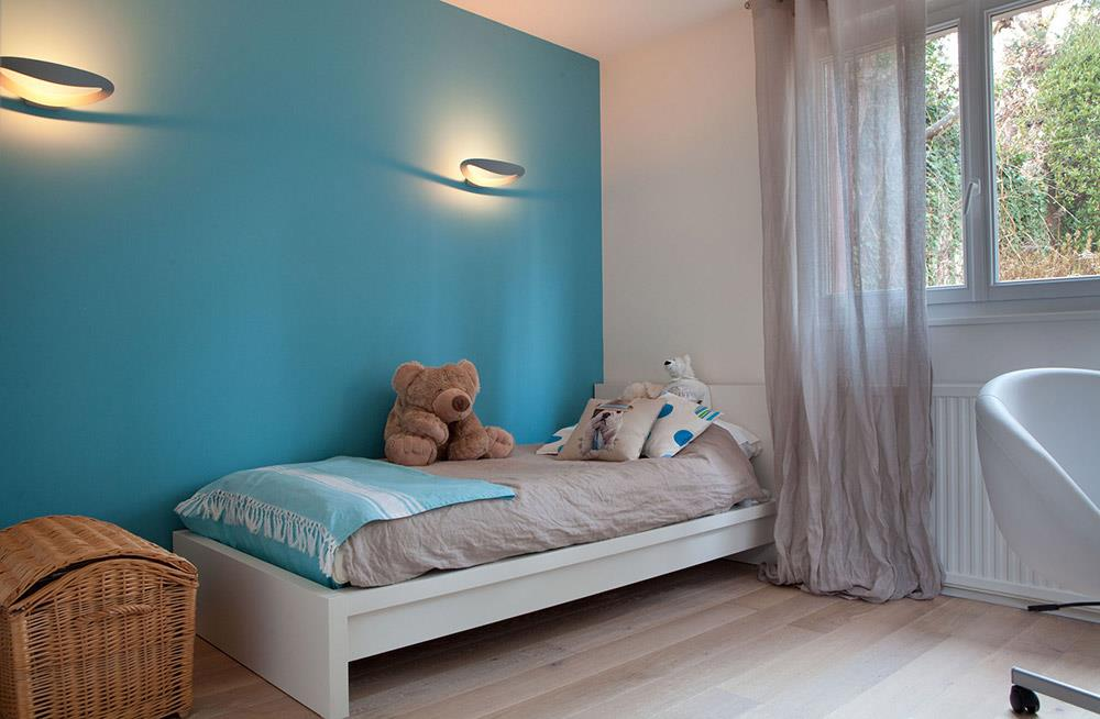 Bleu Chambre Garcon - Décoration de maison idées de design d ...
