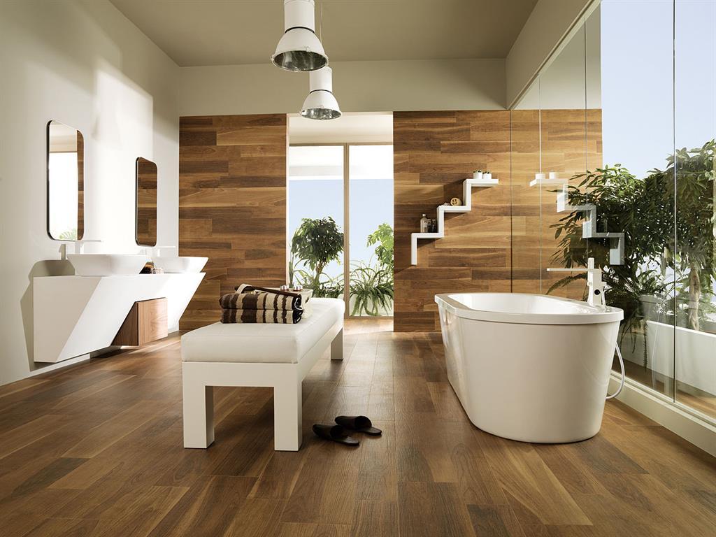 12 salles de bains pour choisir son carrelage et sa faence