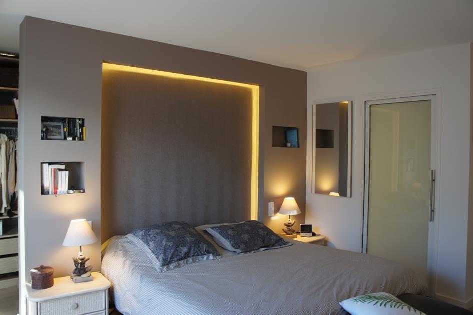 eclairage meuble cuisine led