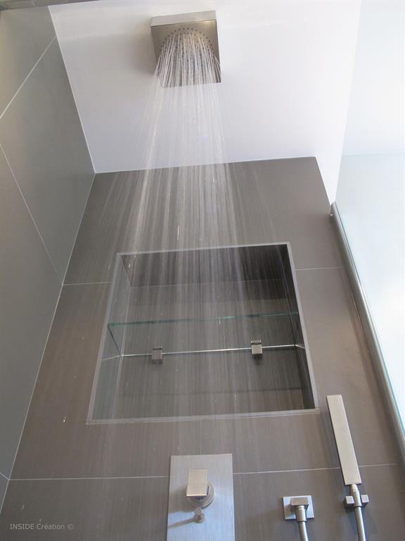 Salle de bain bton cir  domozoomcom