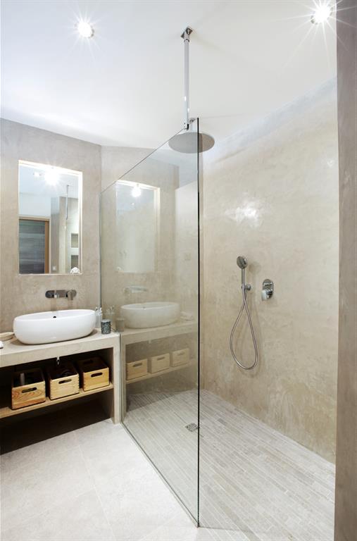 la douche tendance des salles de bains