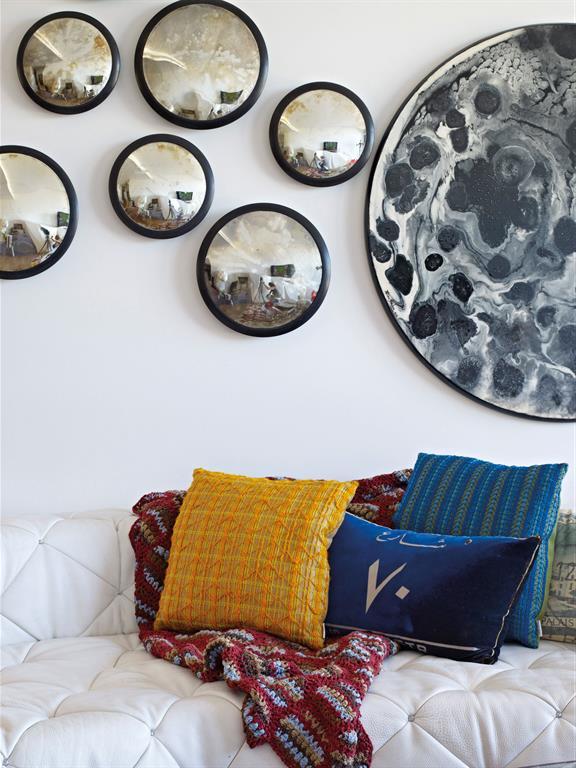 Des ides pour utiliser les atouts du miroir en dcoration