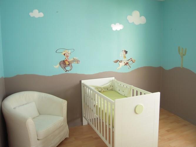 Dcoration chambre bb  des ides des couleurs des meubles par Marion ArnoudLoherst