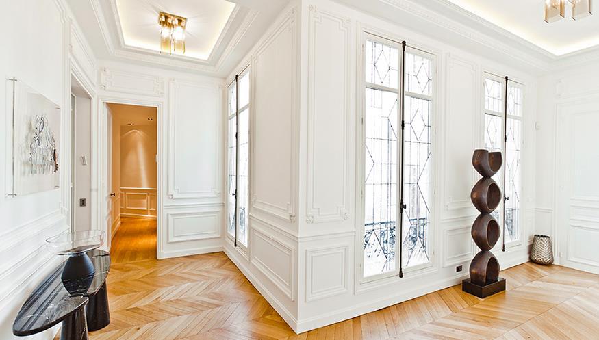 Décoration Hall Entrée Appartement