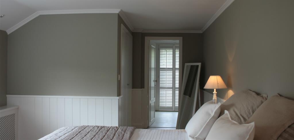 Lambris Blanc Chambre