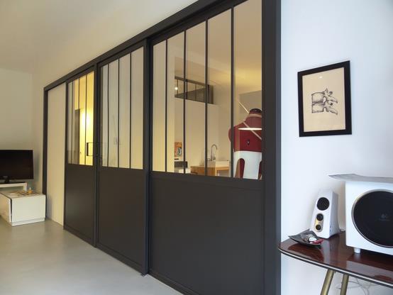 Cloison Mobile Appartement - Décoration de maison idées de design d ...