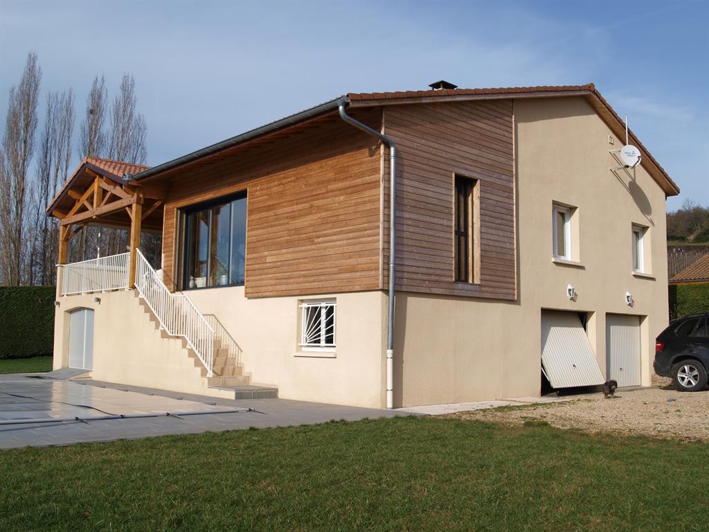 Constructeur maison bois eure for Constructeur maison en bois 29