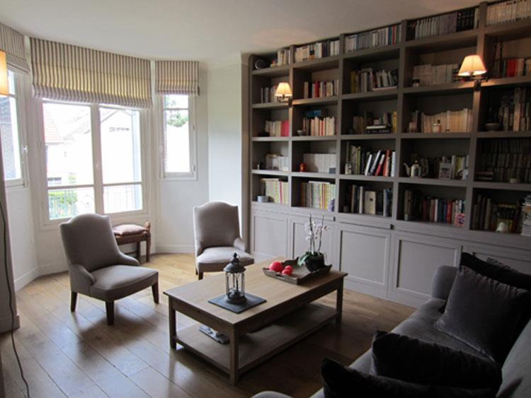 Salon Moderne Etchaleureux - Décoration de maison idées de design d ...