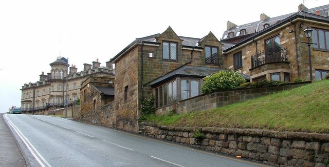 A house on Saltburn Road, Saltburn