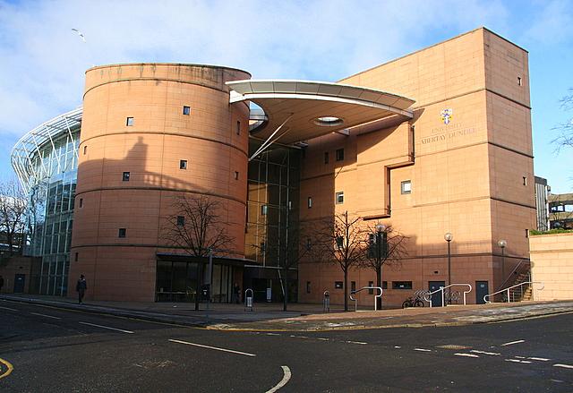 Library University Of Abertay Dundee Dan Cc By Sa20