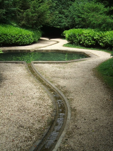 Rousham Gardens: Watery Walk & Cold Bath