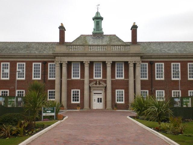 Formerly Queen Marys Grammar School  Alexander P
