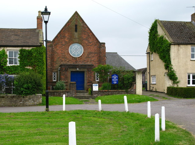 Crakehall Methodist Church © David Rogers cc-by-sa/2.0 :: Geograph