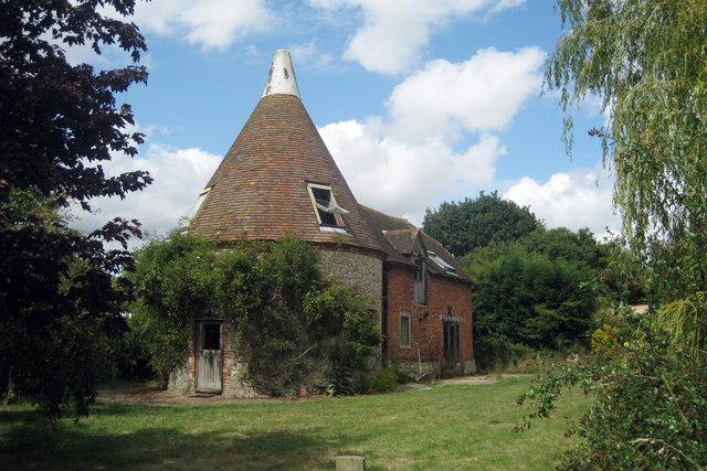 Oast House at Elvey Farm Elvey Farm  Oast House