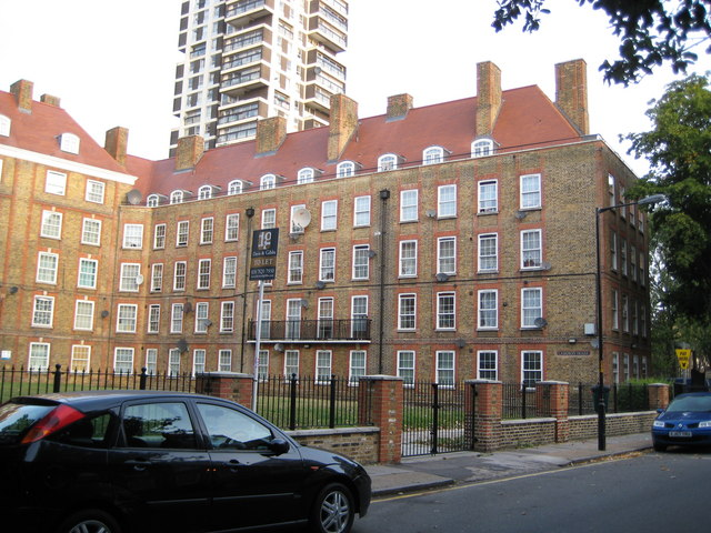 Camberwell Cameron House Comber Grove  Nigel Cox cc