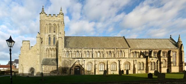 St Hildas Church Hartlepool Headland  Andrew Curtis