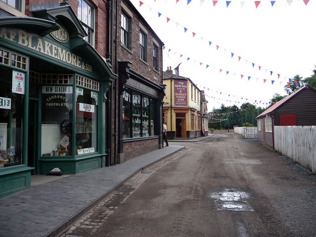 Blists Hill Victorian Town 169 Chris Gunns Geograph