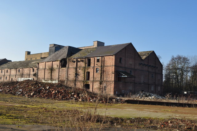Ditchingham Maltings Ashley Dace Geograph Britain And Ireland