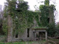 Ruined mansion, Llanstinan, front view  ceridwen cc-by-sa ...