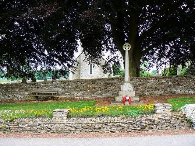 War Memorial, Driffield © Brian Robert Marshall :: Geograph