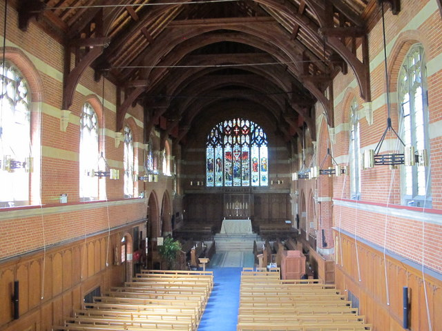 Epsom College Chapel David Hawgood Geograph Britain