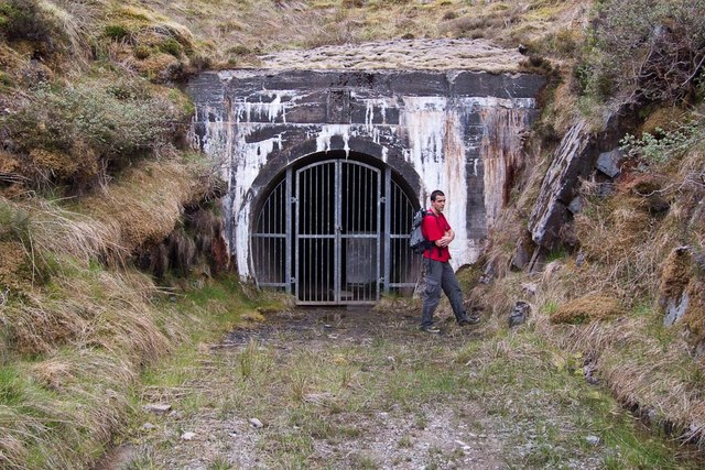 Hydropower Tunnel Adit 169 Donald Noble Cc By Sa 2 0