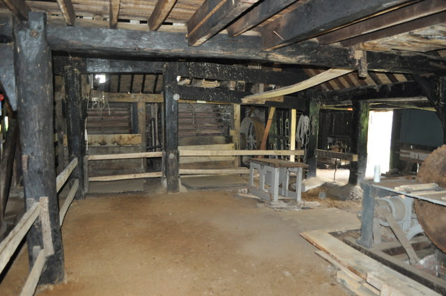 Inside Gunton Saw Mill 169 Ashley Dace Cc By Sa 2 0