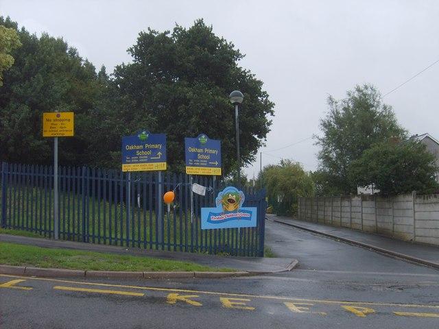 Oakham Primary  Gordon Griffiths ccbysa20  Geograph