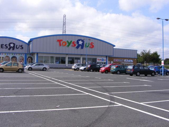 Toys R Us Oldbury  Gordon Griffiths ccbysa20