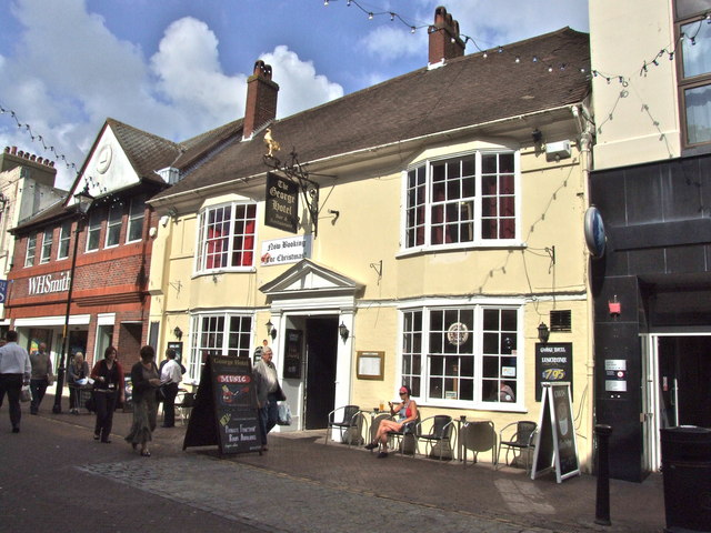 Image result for The George Hotel Ashford