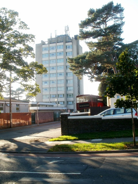 University Hall Penylan Cardiff  Jaggery  Geograph