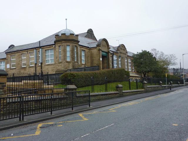 Peel Park Primary School, Accrington