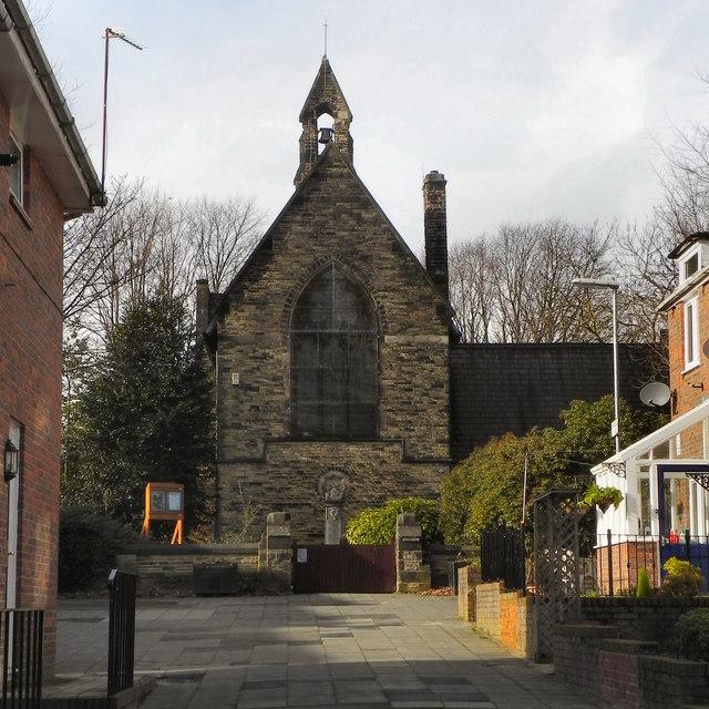 St Andrews Church Higher Blackley  David Dixon ccbysa