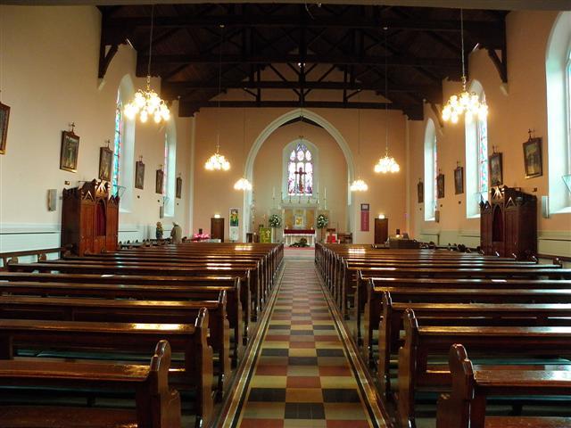 Interior St Lawrences Church  Kenneth Allen  Geograph