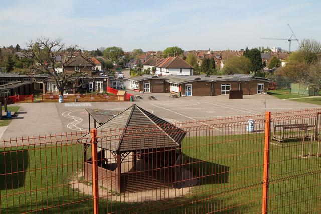 Tudor Primary School 169 Martin Addison Geograph Britain