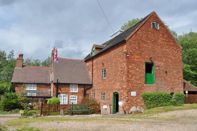 New Hall Mill  Ashley Dace ccbysa20  Geograph