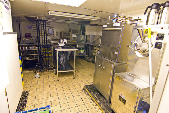 Royal Yacht Britannia Kitchen Alan Findlay Cc By Sa20