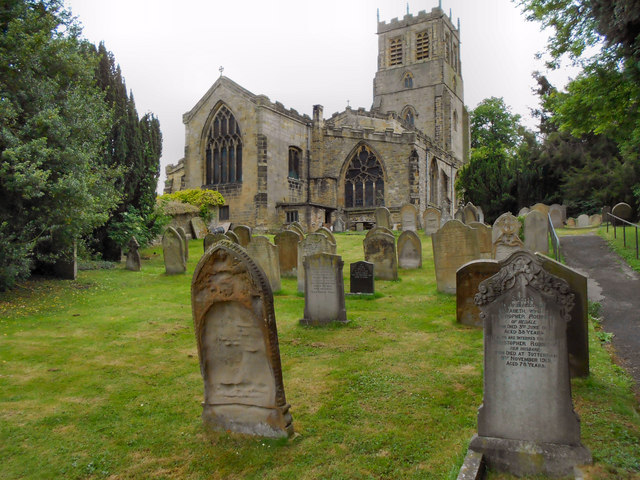 The Parish Church of St Gregory, Bedale © David Dixon cc-by-sa/2.0