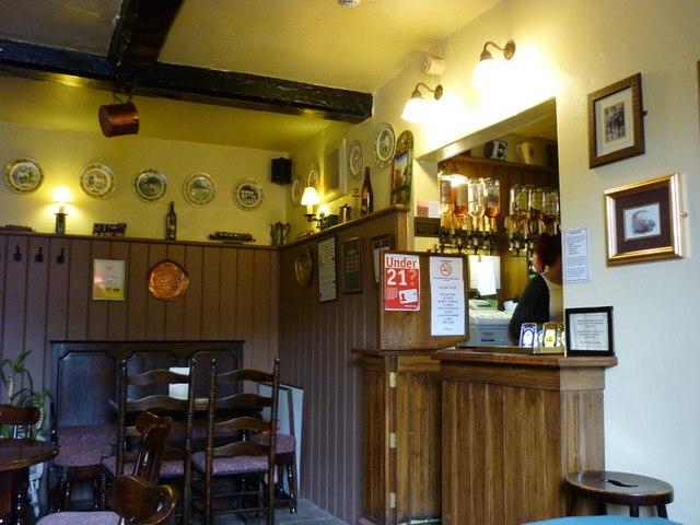 The Crown Inn Bolton Percy  Ian S  Geograph Britain